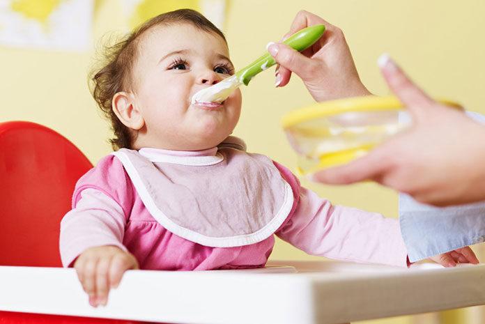 Gotowe posiłki dla niemowląt