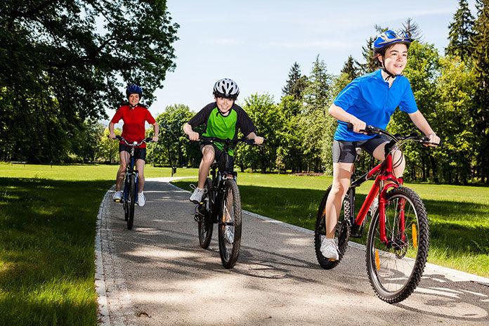 Pierwszy rower dla Twojego dziecka