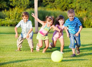 Sport i zabawy przedszkolaka jako przygotowanie do szkoły