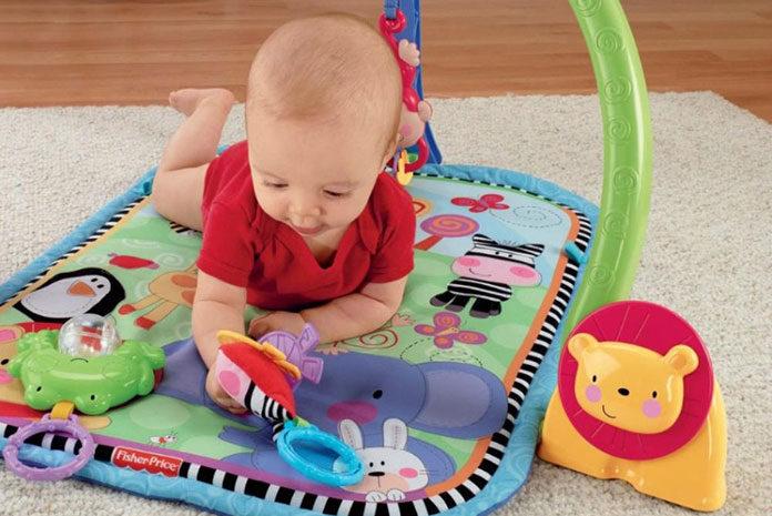 Nauka poprzez zabawę, czyli jak stymulować rozwój niemowlaka