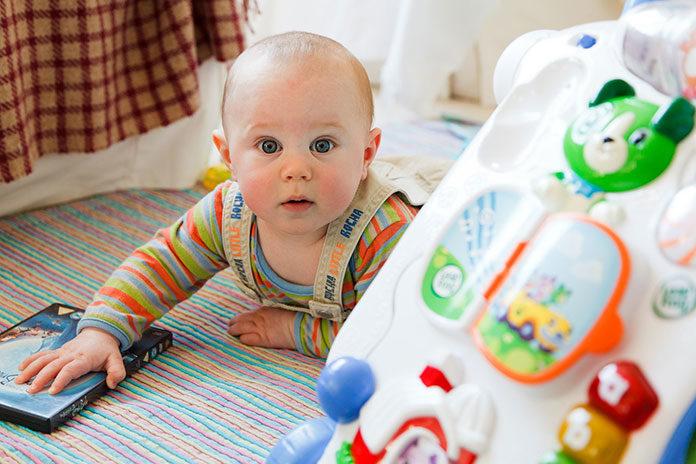 Rozwój dziecka tydzień po tygodniu - sprawdź, jak rozwija się Twój maluch w pierwszych sześciu miesiącach życia