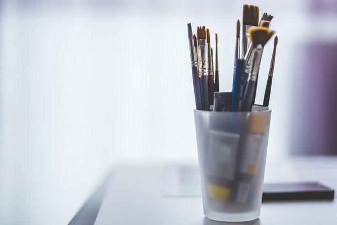 Sklep z akcesoriami dla plastyków i artystów