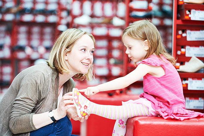 Praktyczne i wygodne buty dla dziecka