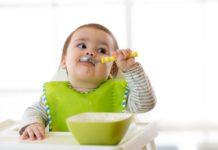 Kaszka dla niemowląt a gluten