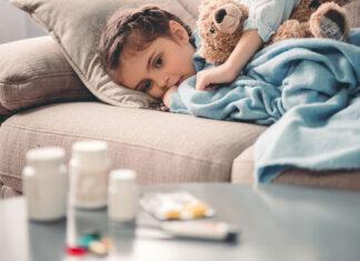 Jak wzmocnić odporność u dzieci